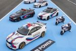 20 Jahre BMW Pace Cars