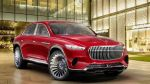 Vision Maybach Ultimate Luxury