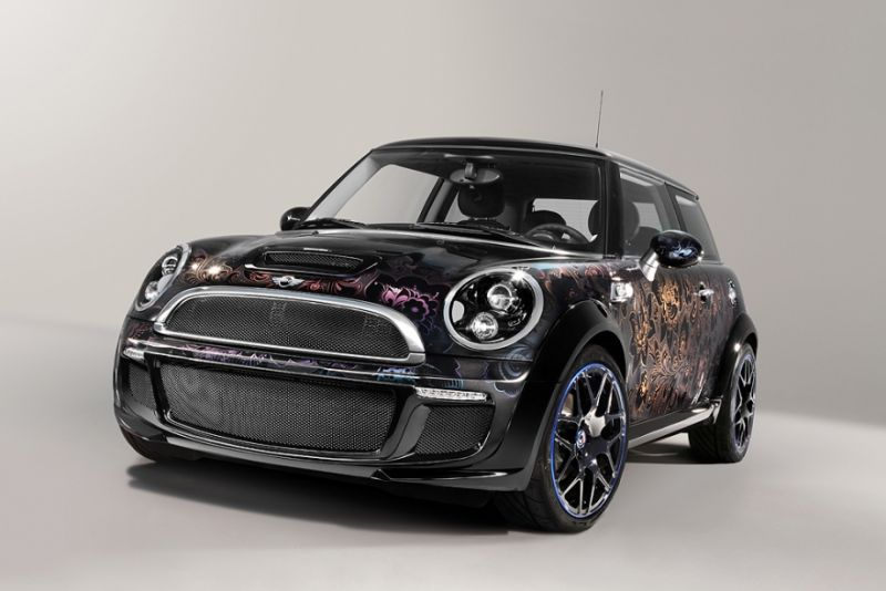 mini cooper s bully by topcar. Black Bedroom Furniture Sets. Home Design Ideas