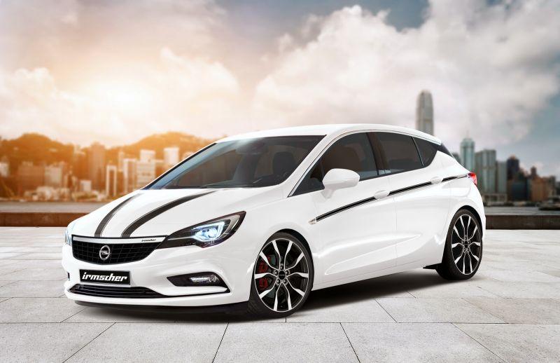 Irmscher Opel Astra K Autoreifenfinderde