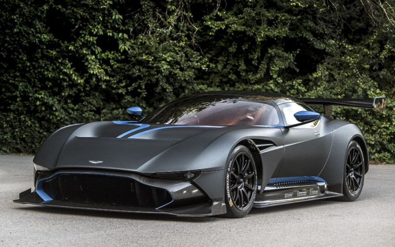 aston martin vulcan teaser. Black Bedroom Furniture Sets. Home Design Ideas