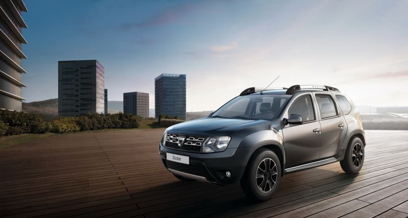 dacia duster dition 2016. Black Bedroom Furniture Sets. Home Design Ideas